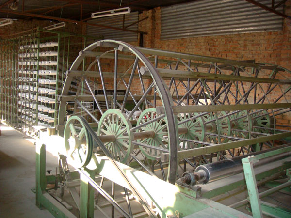 large loom for pashminas