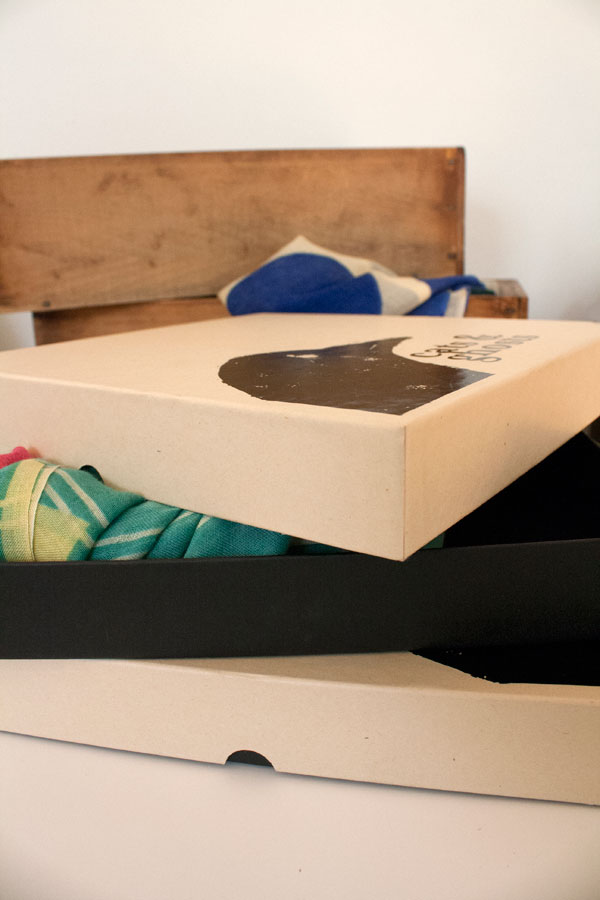 Pashmina Scarf Box
