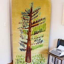 Handmade Rug - Cedar in Blue