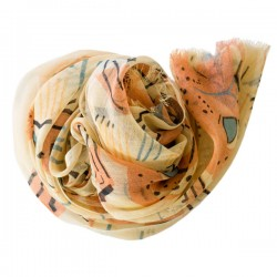 Feline1 pashmina scarf
