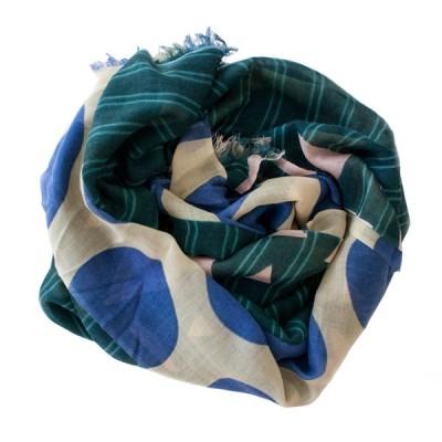 Spot2 pashmina shawl