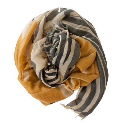 Wings cashmere shawl