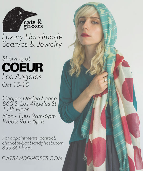 Coeur Los Angeles, Sept 13-15